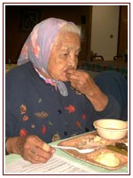 The Elderly are routinely burdened with lack of food and nutrition related illnesses.