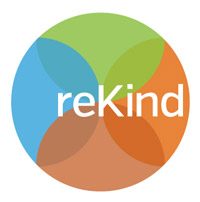 reKind (formerly BLUSOURCE) logo