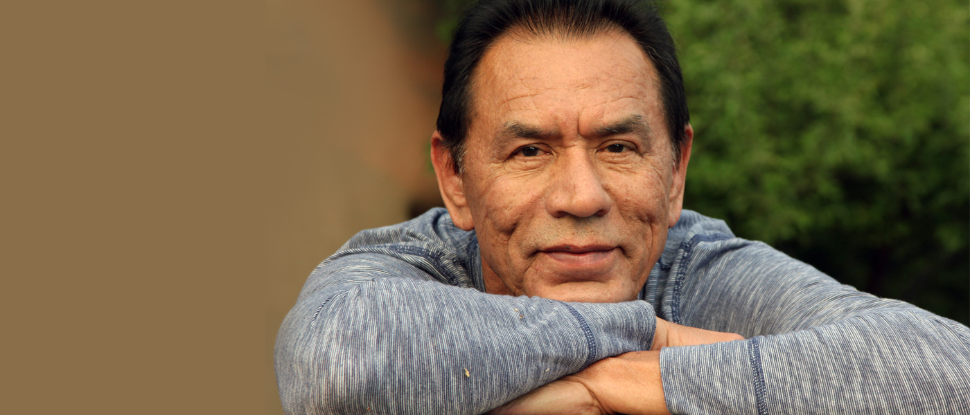 Learn more about PWNA's partnership with actor Wes Studi...